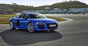 "Audi R8 ist ""World Performance Car 2016"""