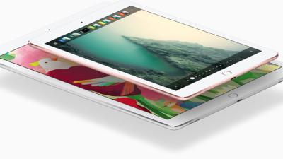 Apple stellt 9,7″ iPad Pro vor