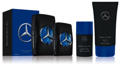 Mercedes-Benz Man – The star fragrance